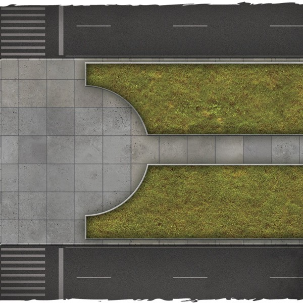 dropzone commander miniature game play mat 3