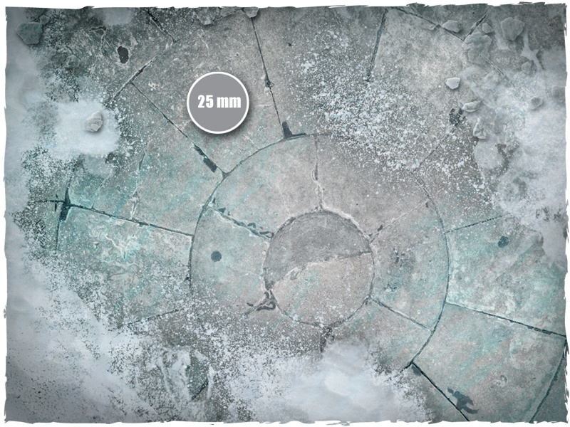 Game mat - Frostgrave