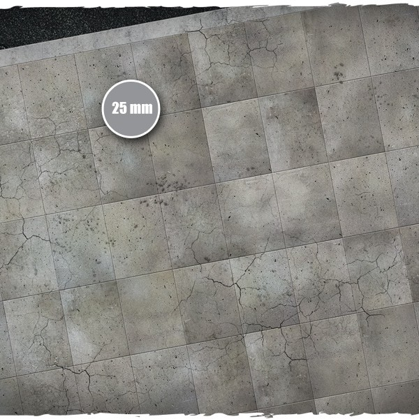 miniature gaming mat city block 3