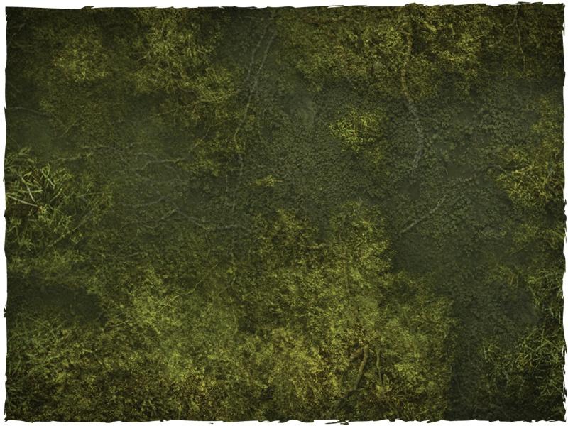 Wargames Terrain Mat Swamp Deepcut Studio