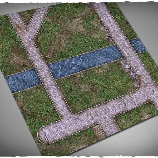 rakes corner 3x3