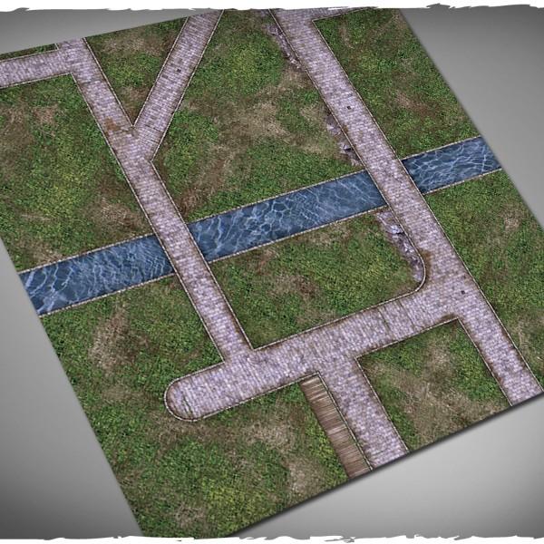 rakes corner 4x4