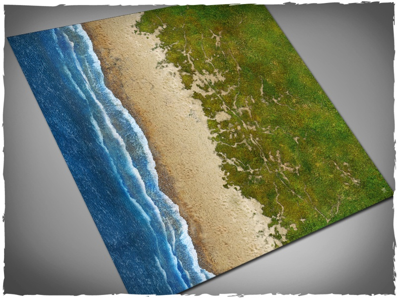 Game Mat Beach Deepcut Studio