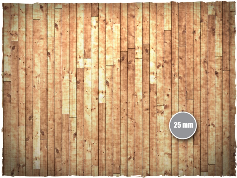 Game Mat Wooden Floor Deepcut Studio