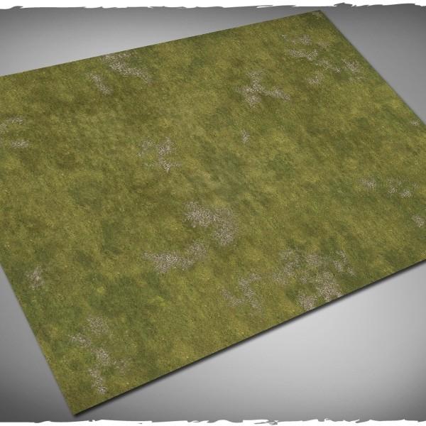 wargames terrain mat plains 4x6