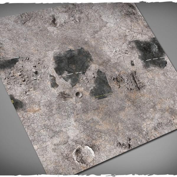 wargames terrain mat warzone 3x3