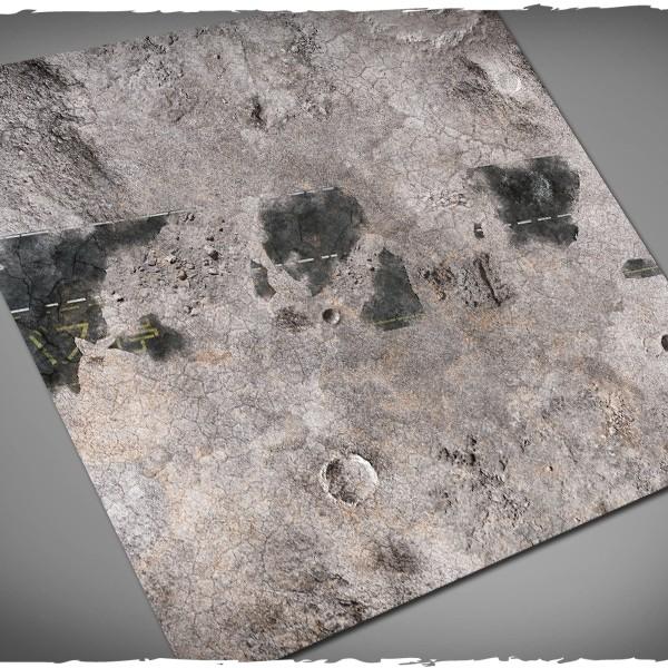 wargames terrain mat warzone 4x4