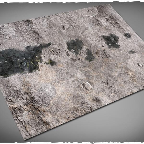 wargames terrain mat warzone 4x6