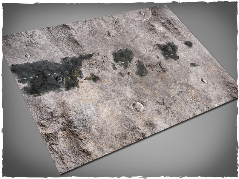 Game Mat Warzone Deepcut Studio