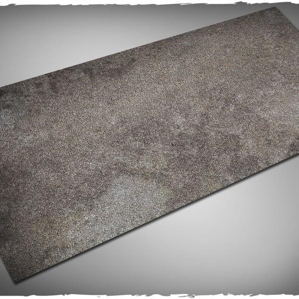 wargaming terrain mat cobblestone 3x6