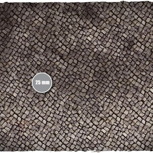 wargaming terrain mat cobblestone 4