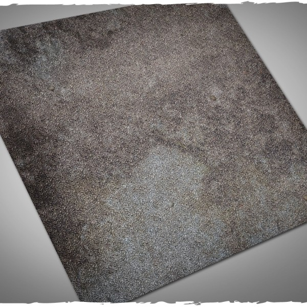 wargaming terrain mat cobblestone 4x4