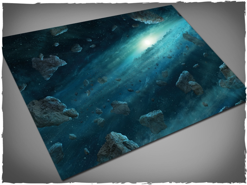 Game Mat Asteroid Field Deepcut Studio