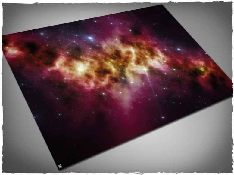 x-wing miniature game play mat nebula 4x6