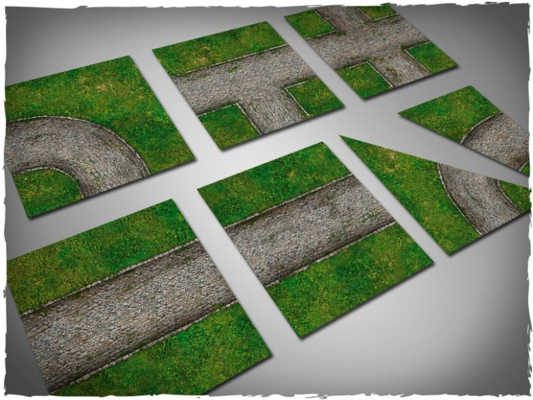 terrain gaming tiles cobblestone road 1