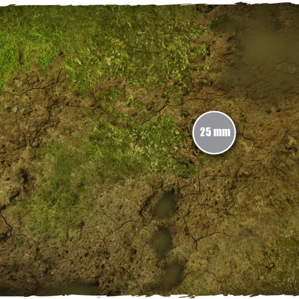 muddy fields battleboard playmat 2