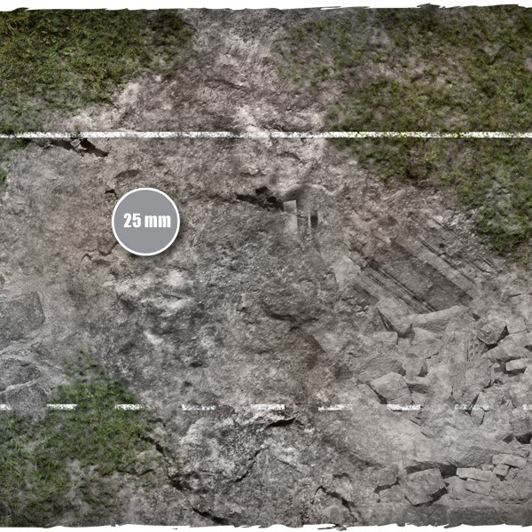 guild ball game mat ancient medieval city ruins 4