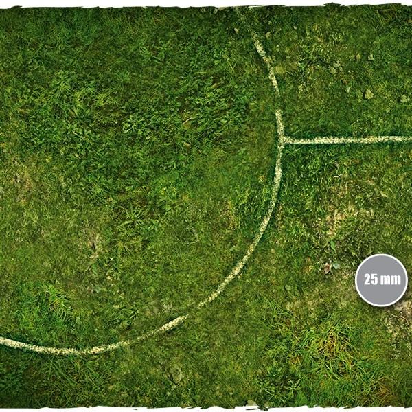 guild ball game mat grass field 2