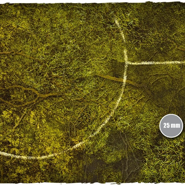 guild ball playmat swamp bog 2