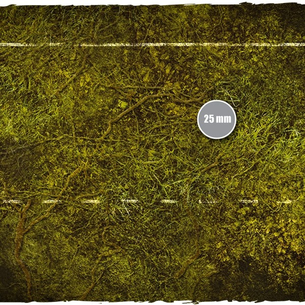 guild ball playmat swamp bog 4