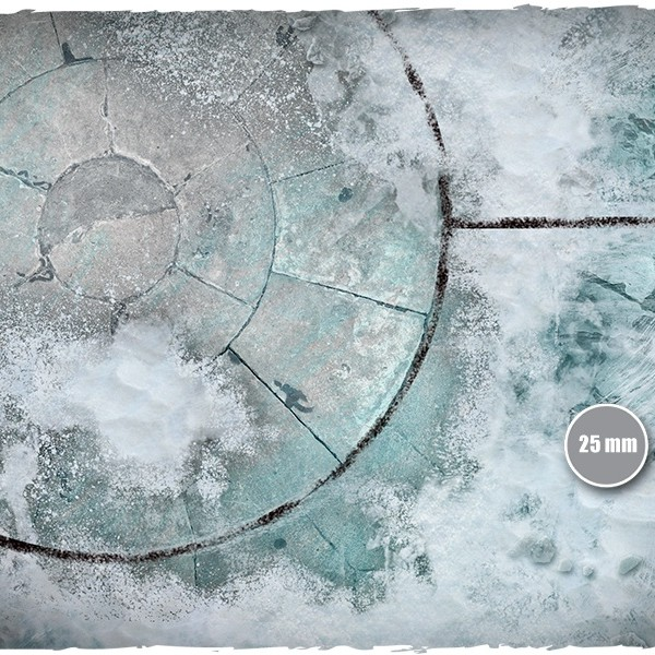 guildball game mat frostgrave snow 2