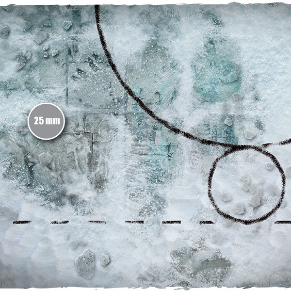 guildball game mat frostgrave snow 3