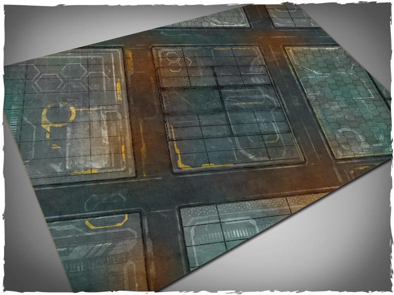 Game Mat Neo Tokyo Deepcut Studio