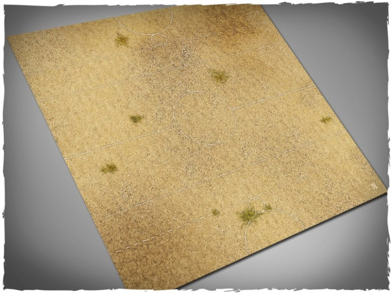 wild west game mat for guildball