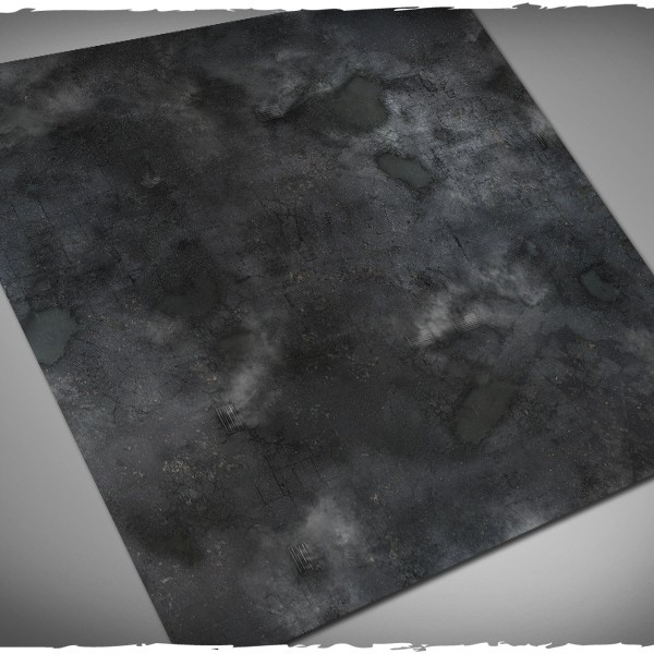 batman miniature game mat gotham 4x4