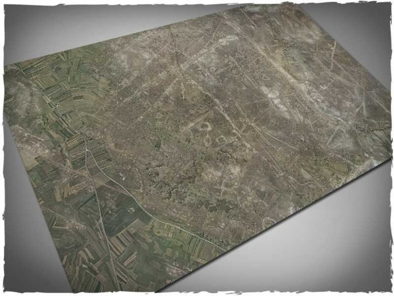 aerial game gaming mat playmat blood red skies 4x6