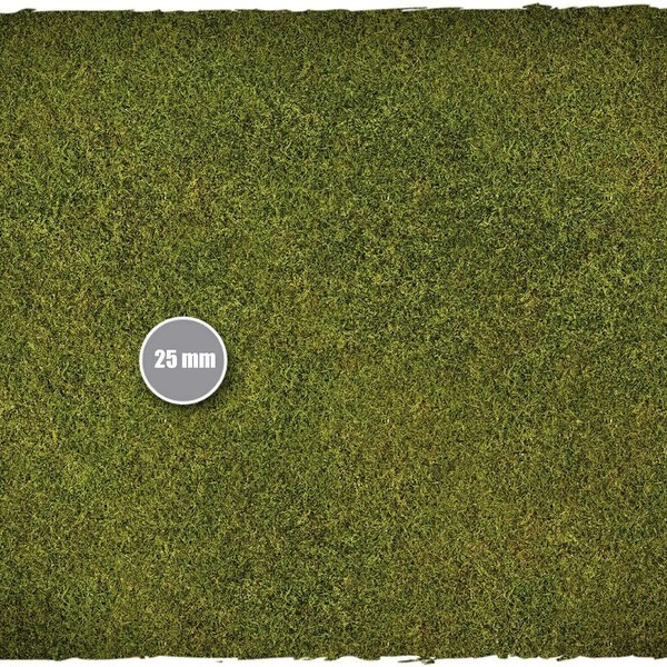 meadow minaiture game mat 15 mm scale 1