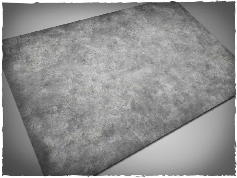 concrete game mat playmat 4x6