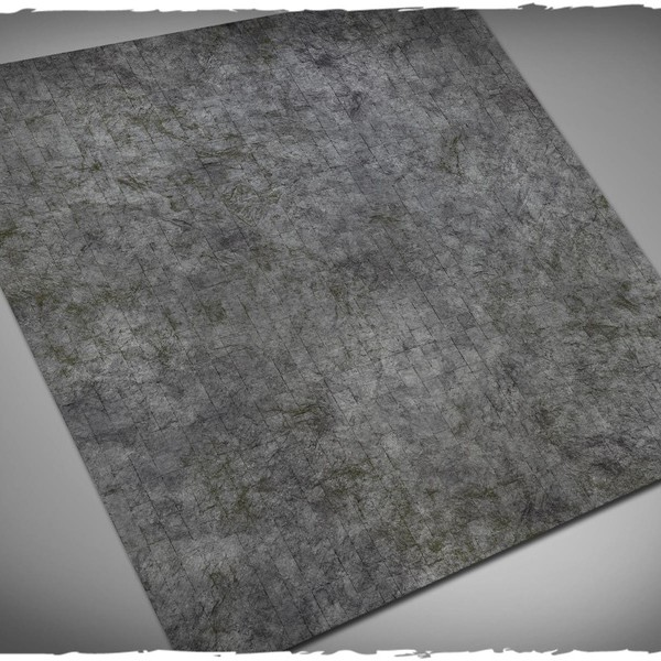 dungeon playmat game mat 3x3