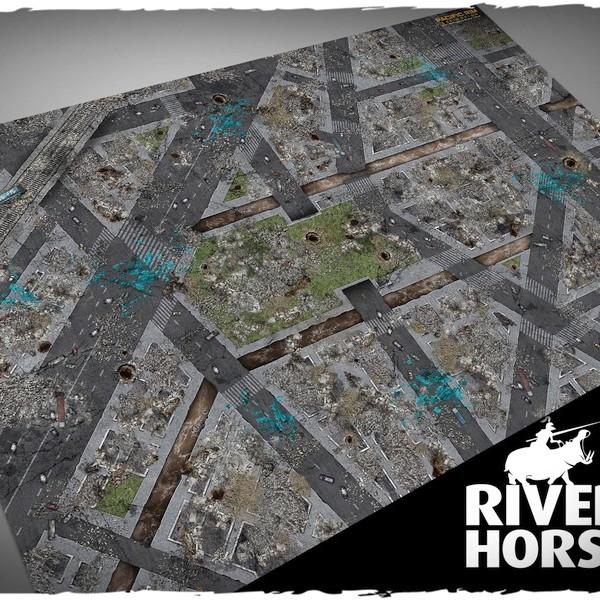 pacific rim game mat playmat