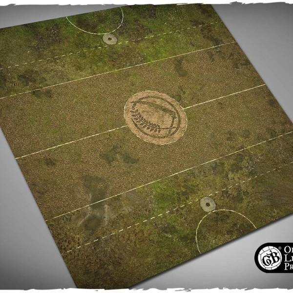 guild ball farmers game mat playmat