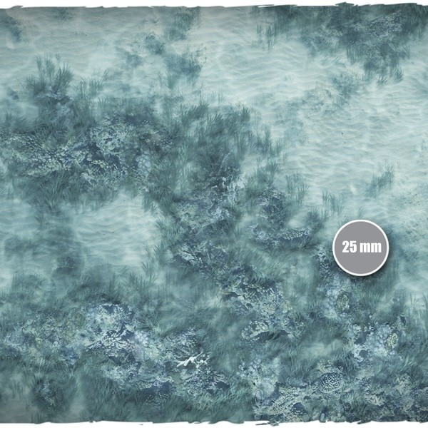 reef underwater deepwars game mat 1