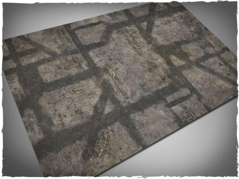 adeptus titanicus game mat playmat 6x4