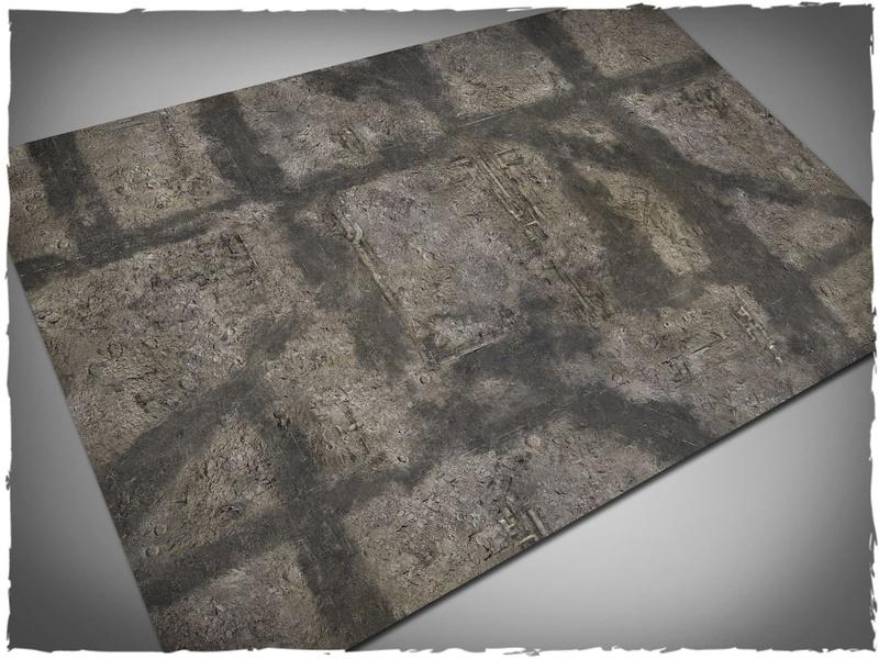 Game Mat Gothic Ruins Deepcut Studio