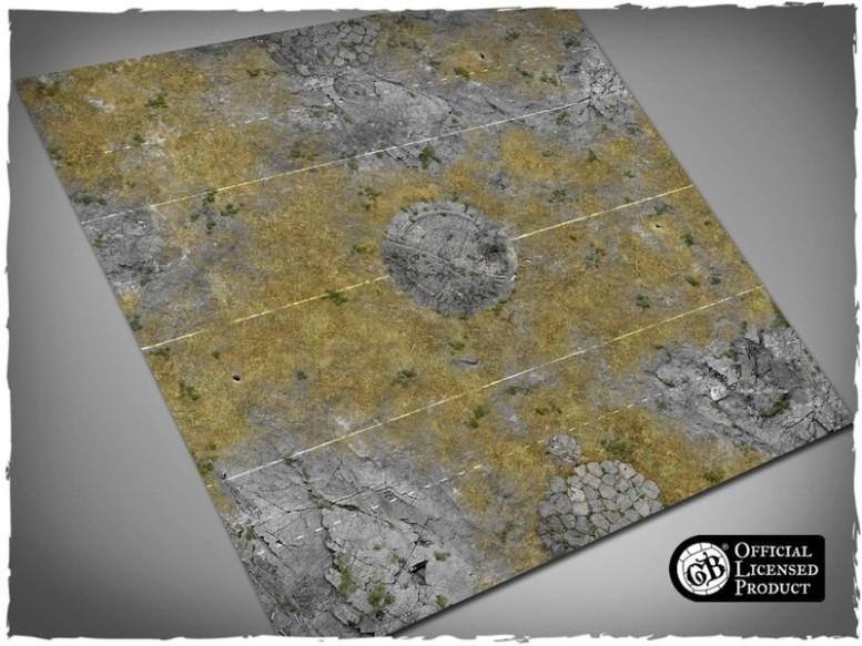 guild ball falconers game mat playmat