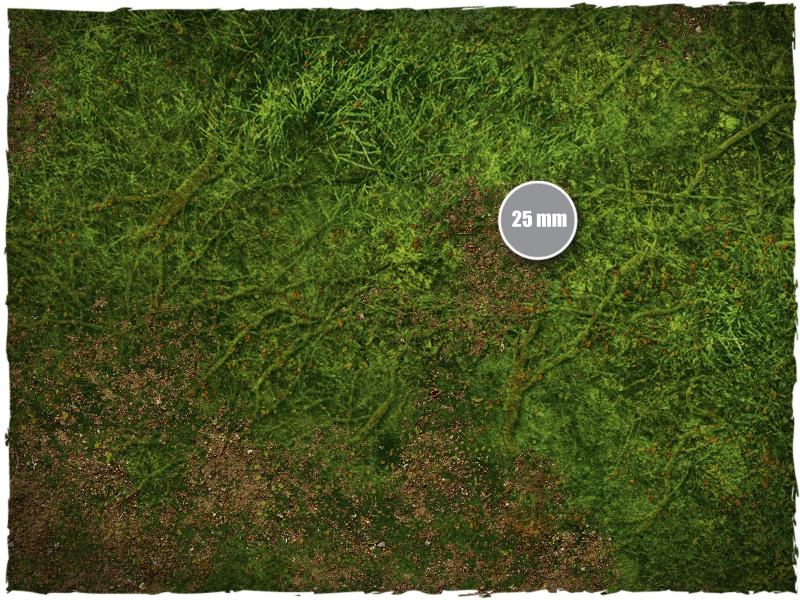 Game Mat-Grass Landscape